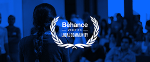 Behance verified local community