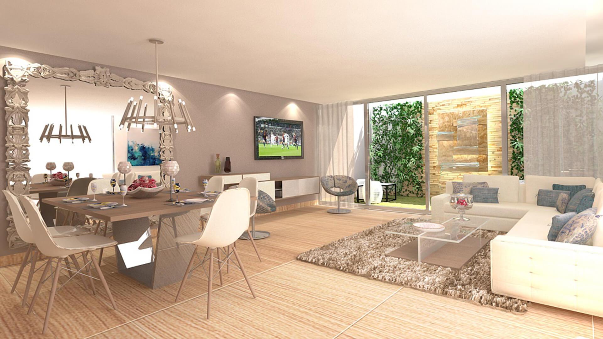 Curso de principios de dise o para espacios interiores for Diseno decoracion espacios